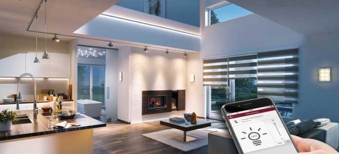 Как устраивают умное освещение в доме