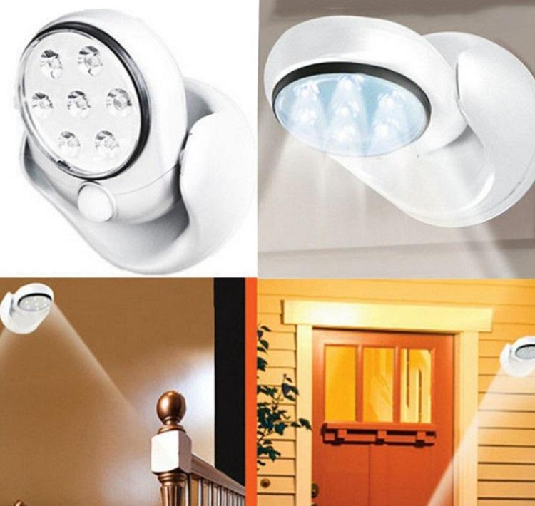 Беспроводной светильник